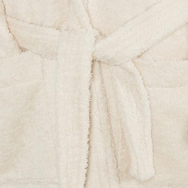 Peignoirs en coton biologique adulte
