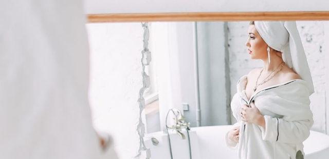Choisir un peignoir pour la grossesse