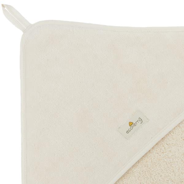 cape bain pour enfant velours coton bio
